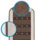 Компактный тепловой матрац CERATONIC MAT Ceramix M1